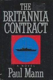 The Britannia Contract Paul Mann