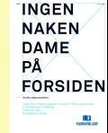 Ingen naken dame på forsiden Trygve Riiser Gundersen