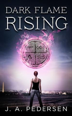 Dark Flame Rising (Keegan Crowe Chronicles, #1) J.A. Pedersen