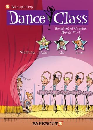 Dance Class Graphic Novels Boxed Set: Vol. #1-4 Béka