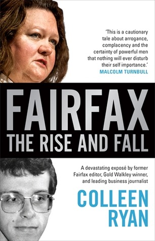 Fairfax: The Rise and Fall  by  Colleen Ryan