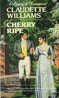Cherry Ripe  by  Claudette Williams