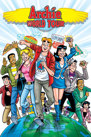 Archies World Tour  by  Alex Simmons
