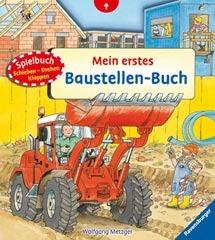 Mein erstes Baustellen-Buch Daniela Prusse
