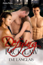 Defying Pack Law Eve Langlais