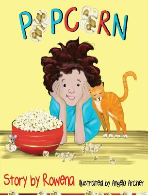 Popcorn  by  Rowena Womack