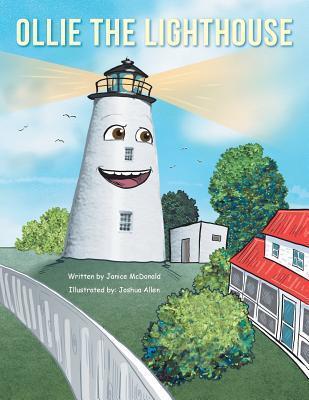 Ollie the Lighthouse  by  Janice McDonald