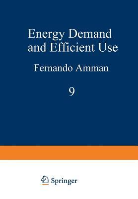 Energy Demand and Efficient Use F Amman