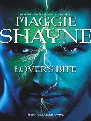 Lovers Bite  by  Maggie Shayne