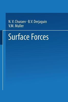 Surface Forces Nikolai V Churaev
