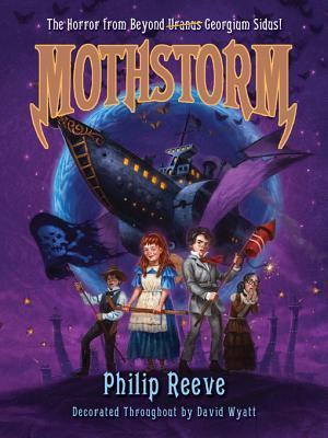 Mothstorm  by  Philip Reeve