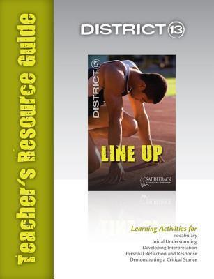 Line Up Teachers Resource Guide  by  Saddleback Educational Publishing