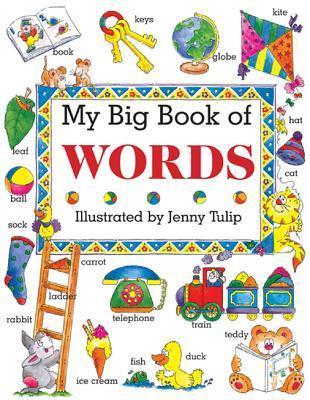 My Big Book of Words Isabel Clarke