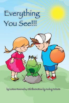 Everything You See! Larissa Nazarenko
