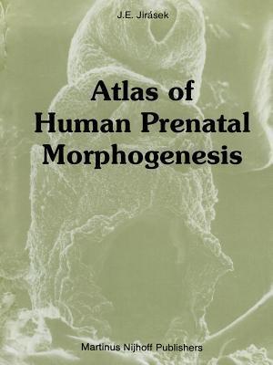 Atlas of Human Prenatal Morphogenesis  by  J E Jirasek
