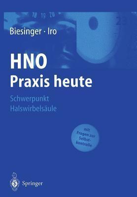 Schwerpunkt Halswirbelsäule Eberhard Biesinger