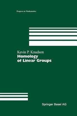 Homology of Linear Groups  by  Kevin P. Knudson