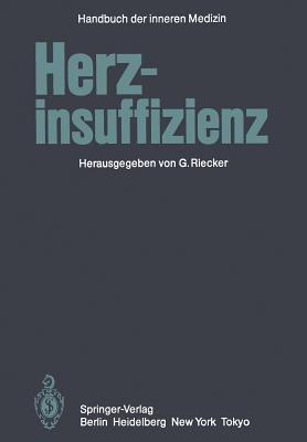 Herzinsuffizienz  by  G. Riecker