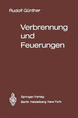 Verbrennung Und Feuerungen Rudolf Biedermann Gunther