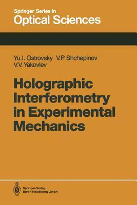 Interferometry By Holography  by  Yu.I. Ostrovsky