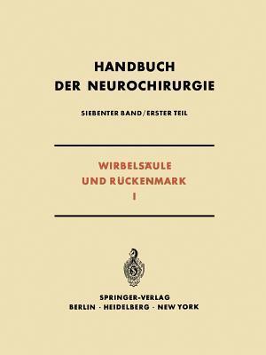 Wirbelsaule Und Ruckenmark I Walter Bischof