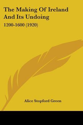 Irish Nationality  by  Alice Stopford Green
