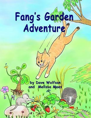 Fangs Garden Adventure Dave Wolfson