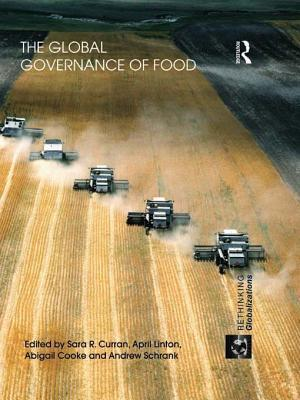 Global Governance Food - Curran Sara R. Curran