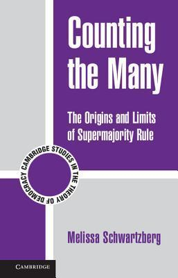 Counting the Many: The Origins and Limits of Supermajority Rule Melissa Schwartzberg