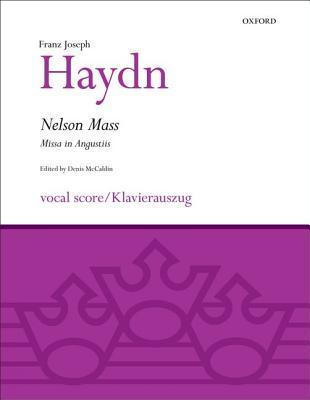 Nelson Mass (Missa In Angustiis) Denis McCaldin