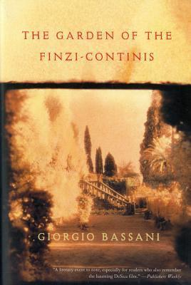 The Garden of Finzi-Continis  by  Giorgio Bassani