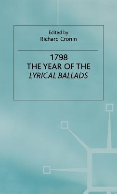 1978 the Year of Lyrical Ballads  by  Richard Cronin