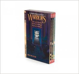Warriors Manga: Graystripes Trilogy: The Lost Warrior / Warriors Refuge / Warriors Return Erin Hunter