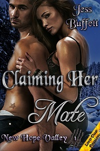 Claiming Her Mate (New Hope Valley, #1)  by  Jess Buffett