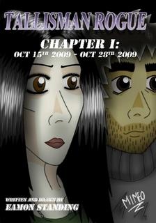 Tallisman Rogue: Chapter 1  by  Eamon Standing
