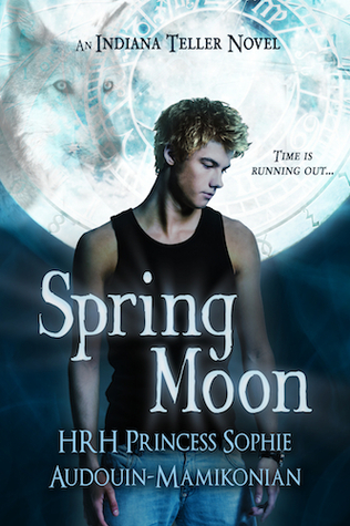 Spring Moon  by  Sophie Audouin-Mamikonian
