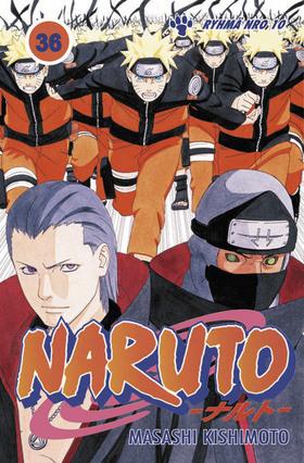 Naruto 36: Ryhmä nro 10 (Naruto # 36)  by  Masashi Kishimoto