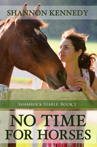 No Time For Horses Shannon Kennedy