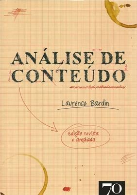 Análise de Conteúdo Laurence Bardin