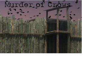 Murder of Crows  by  Heather Hamel