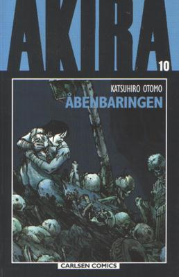 Åbenbaringen (Akira, #10) Katsuhiro Otomo