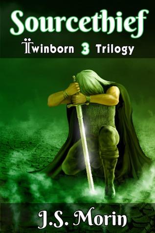 Sourcethief (Twinborn Trilogy, #3) J.S. Morin