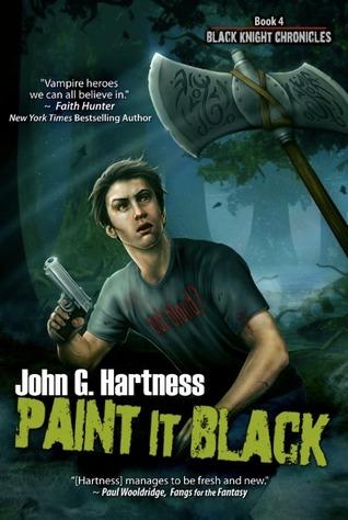 Paint it Black (Black Knight Chronicles #4)  by  John G. Hartness