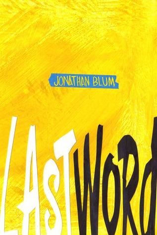 Last Word  by  Jonathan  Blum