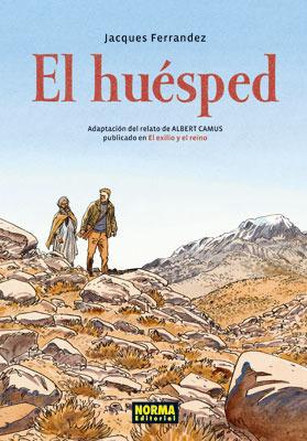 El huésped  by  Jacques Ferrandez