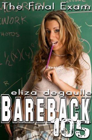 Bareback 105 Eliza DeGaulle