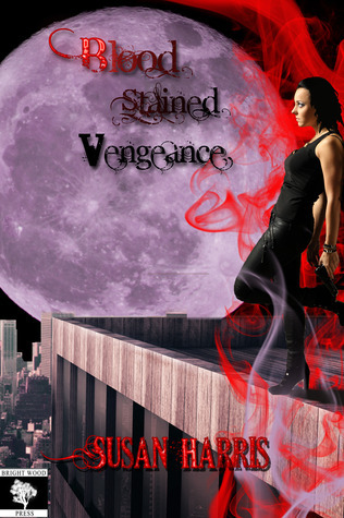 Blood Stained Vengeance (Midnight Assassin #2) Susan  Harris