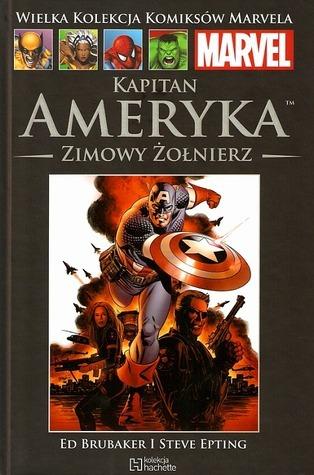Kapitan Ameryka: Zimowy żołnierz, część 2 Ed Brubaker
