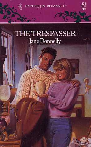The Trespasser Jane Donnelly