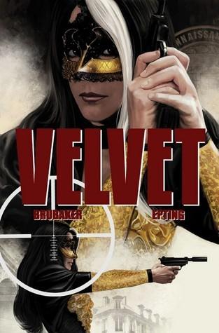 Velvet #4  by  Ed Brubaker